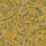 Radial Mosaic Pavers 01