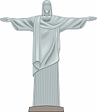 Statue of Christ the Redeemer 01