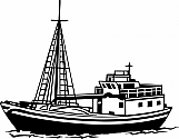 Fishing Trawler 01