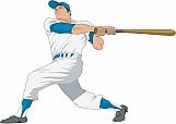 Baseball Batter 06
