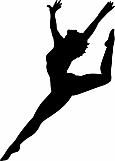 Dancer Silhouette 01