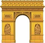 Arc de Triomphe 01
