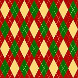 Argyle Fabric 05