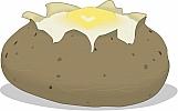 Baked Potato 01