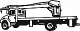 Crane Truck 01