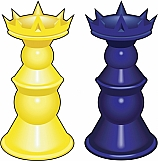 Chess Queens 01