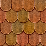 Roofing - Clay Shingles 02