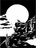 Desert Scene 01