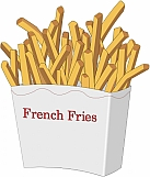 French Fried Potatoes 02