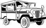 Postal Jeep 01
