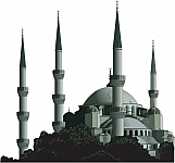 Blue Mosque 01