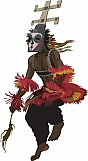 African Dancer 01
