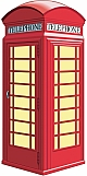 British Telephone Booth 02