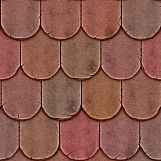 Roofing - Clay Shingles 01