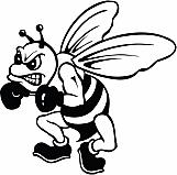 Bee Mascot 03