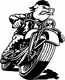 Motorcycle Hawg 01