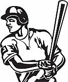 Baseball Batter 01