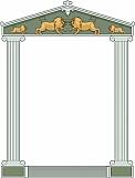 Border - Greek Arches