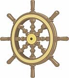 Ship's Wheel 01