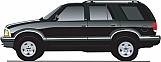 Chevrolet Blazer 01