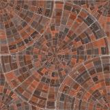 Radial Mosaic Pavers 04