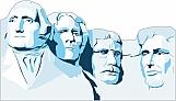 Mount Rushmore Memorial 01