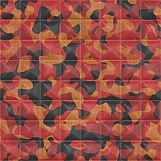 Quilted Camouflage 06