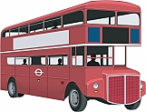 Double Decker Bus 02