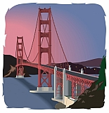 Golden Gate Bridge 01