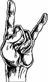 We Rock Hand 01