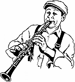 Clarinet Player 01