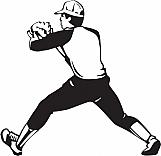 Baseball Fielder 01