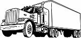 Tractor Trailer 14