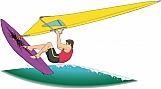 Wind Surfer 03
