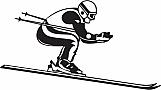 Skier 01