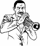 Trumpet Player 01