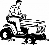 Riding Lawnmower 01