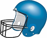 Football Helmet 03