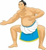 Sumo Wrestler 01