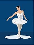 Ballet Dancer 04