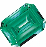 Emerald Illustration