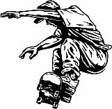 Skateboarder 02