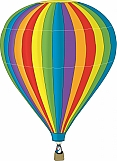 Hot Air Balloon 03