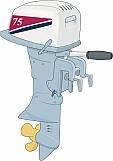 Outboard Motor 02