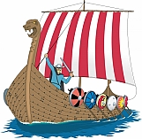 Viking Ship 01