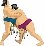 Sumo Wrestlers 01