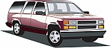 Chevrolet Suburban 01