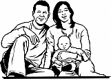 Couple with Infant 01