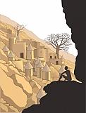 Dogon Village 01