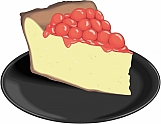Cherry Cheesecake 01
